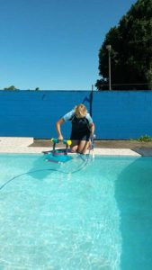 Gretal repairing pool cleaner